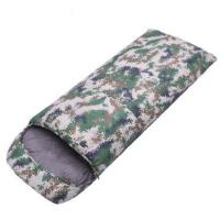 户外新款羽绒睡袋户外成人时尚简约可拼接鸭绒睡袋信封式超轻睡袋