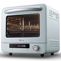 小熊(Bear )电烤箱 家用多功能智能专业烘焙 20L大容量蒸汽烤箱蒸烤一体 DKX-D20D2