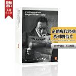 英文原版 企鹅现代经典系列明信片:100个名家 One Hundred Writers in One Box: Pos