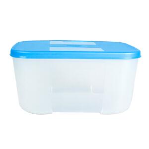特百惠0.7L/700ML中型冰箱保鲜冷冻盒排骨冷冻盒单个颜色随机