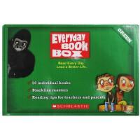Everyday Book Box: Green (Book Audio CD)《天天阅读50本英文故事》第五级-绿色