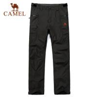 camel骆驼户外 男款冲锋裤 休闲男款冲锋裤