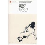 【中商原版】北回归线 英文原版 Tropic of Cancer Paperback Henry Miller Pen