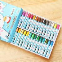 爱好12色24色36色油画棒 蜡笔学生绘画彩笔涂鸦48色 油画棒68013 油画棒12色