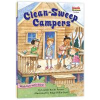 数学帮帮忙:来自夏令营的信 Math Matters: Clean-Sweep Campers