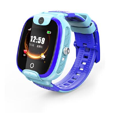 天健儿童智能电话手表定位防走丢深度防水大屏高清拍照手表DF27 防爆屏幕、IP67级生活防水