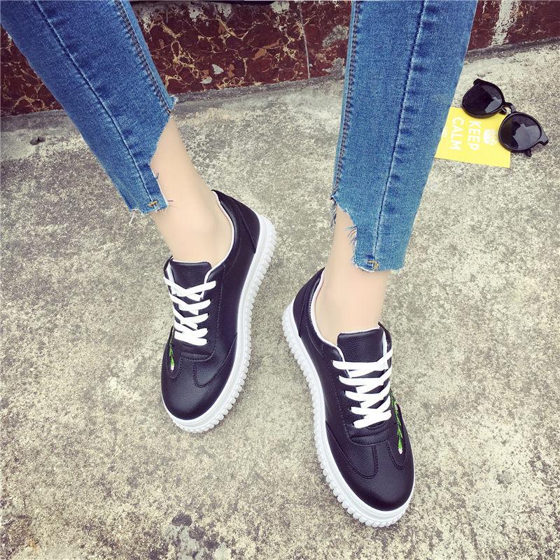 ELEISE美国艾蕾莎新品060-d-2休闲女士板鞋