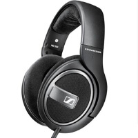 森海塞尔(Sennheiser)HD 559 HD559开放包耳式高保真家庭影音耳机 灰色 HD518升级版
