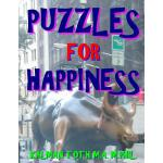 预订 Puzzles for Happiness: 133 Large Print Themed Word Searc
