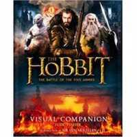 英文原版 霍比特人 Visual Companion (The Hobbit: The Battle of the Fi
