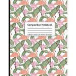 预订 Composition Notebook College Ruled: School Notebooks, Sc