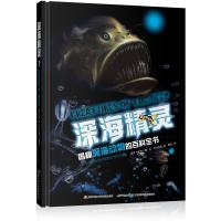 深海精灵:揭秘深海动物的百科全书