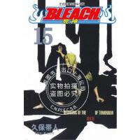现货 台版漫画 BLEACH死神15 久保带人 台湾东立 繁体中文