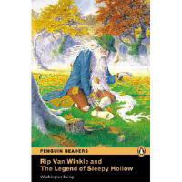 【预订】Rip Van Winkle and the Legend of Sleepy Hollow, Level 1,