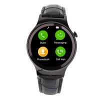 智能手表蓝牙插卡圆屏手机伴侣健康智能手表运动计步