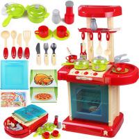 女孩做饭玩具男宝宝过家家厨房玩具套装餐具3-6岁儿童过家家玩具