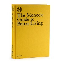 起居室设计指南 英文原版 The Monocle Guide to Better Living