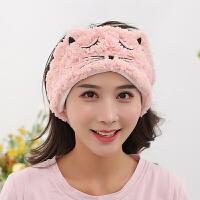 产妇包头巾女冬季可爱孕妇帽子月子帽秋冬产后坐月子发带