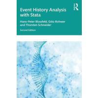 【预订】Event History Analysis With Stata 9781138070851