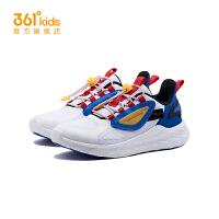 【夏清仓1件5折价:139.5】361度童鞋男童运动跑步鞋2021春季透气中大童鞋子