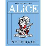 预订 The MacMillan Alice Mad Hatter Notebook [ISBN:9781509810
