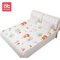 隔尿垫婴儿童防水可洗大号大1.8m床单夏天透气隔夜床垫保护纯棉