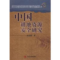 中国耕地资源安全研究
