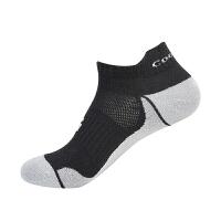 【跨店89元5件】牧高笛户外袜子徒步登山袜子速干袜中筒袜男运动袜2双装coolmax