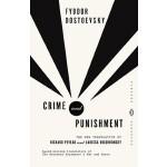 【预订】Crime and Punishment Pevear & Volokhonsky Translation