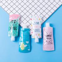 家居旅行便携乳液分装袋 旅游洗发露沐浴露化妆品液体分装