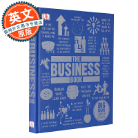 DK商业百科 英文原版 The Business Book: Big Ideas Simply Explained 经