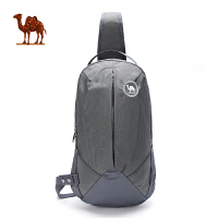 camel骆驼运动 新品单肩背包多用大容量拉链可伸缩男女通用包