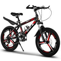 飞鸽儿童自行车8-10-15岁男孩女20寸学生单车中大童变速碟刹山地