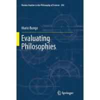预订 Evaluating Philosophies [ISBN:9789401780872]