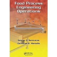 【预订】Food Process Engineering Operations 9781420083538