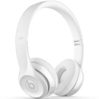 Beats Beats Solo3 Wireless无线蓝牙重低音头戴耳机 炫白色