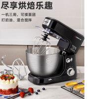 志高 台式打蛋器电动厨师机家用多功能和面机奶油小型全自动搅拌机 全自动厨师机打发蛋清奶油 和面出膜