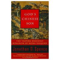 【中商原版】天之子:太平天国 英文原版 God's Chinese Son: The Taiping Heavenly
