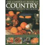 预订 The Complete Book of Country Cooking, Crafts & Decoratin