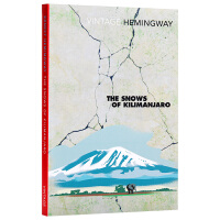 【中商原版】乞力马扎罗的雪 英文原版 Snows of Kilimanjaro 海明威短篇小说集 Ernest Hemingway