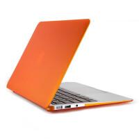 ikodoo爱酷多 Macbook Air 13.3英寸 苹果笔记本保护壳 磨砂壳 橙色
