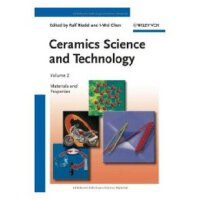 【预订】Ceramics Science and Technology - Volume 2 - Materials a