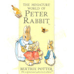 The World of Peter Rabbit Miniature Collection  彼得兔的故事迷你套装 ISBN 9780723257851