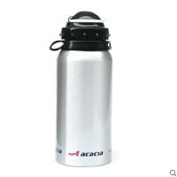 山地车水壶骑行铝合金可加保温套自行车水壶超轻户外水壶