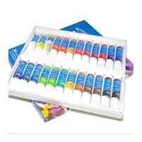 美术用品 温莎牛顿水彩画颜料 24色水彩颜料 24色套装24X10ML