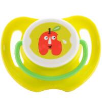 【当当自营】Pigeon贝亲 新安抚奶嘴S号(红苹果)N923 贝亲洗护喂养用品