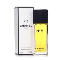 Chanel NO.5 EDT香奈儿5号女士香水/淡香水50ml