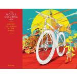 【预订】The Bicycle Coloring Book Journey to the Edge of the Wo