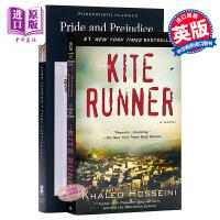 【中商原版】傲慢与偏见 Pride and Prejudice 追风筝的人 The Kite Runner 英文原版