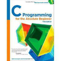 【预订】C Programming for the Absolute Beginner, 3rd